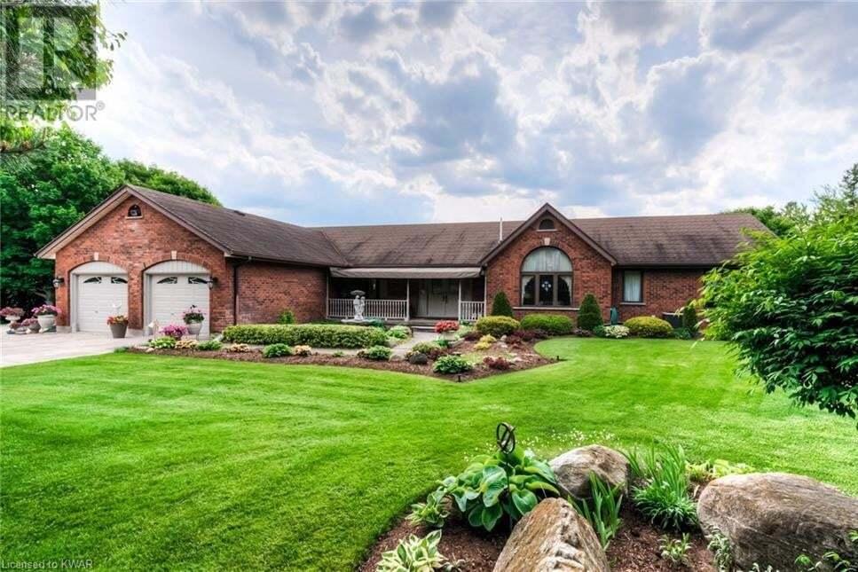 Home for sale at 1786 Pinehill Rd New Hamburg Ontario - MLS: 30811249