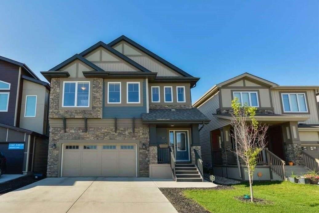 House for sale at 17871 9 Av SW Edmonton Alberta - MLS: E4198495