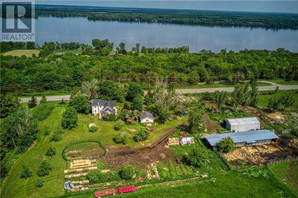 Home for sale at 1788 County Road 7 Rd Prince Edward County Ontario - MLS: 40032973