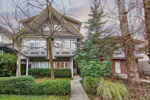 Townhouse for sale at 1788 11th Ave E Vancouver British Columbia - MLS: R2436061