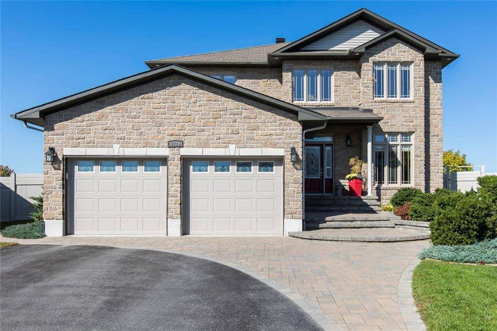 House for sale at 1789 Arrowgrass Wy Ottawa Ontario - MLS: 1172291