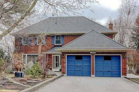 House for sale at 1789 Solitaire Ct Mississauga Ontario - MLS: W4410989