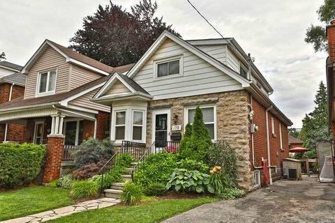 House for sale at 179 Arkell St Hamilton Ontario - MLS: X4539853
