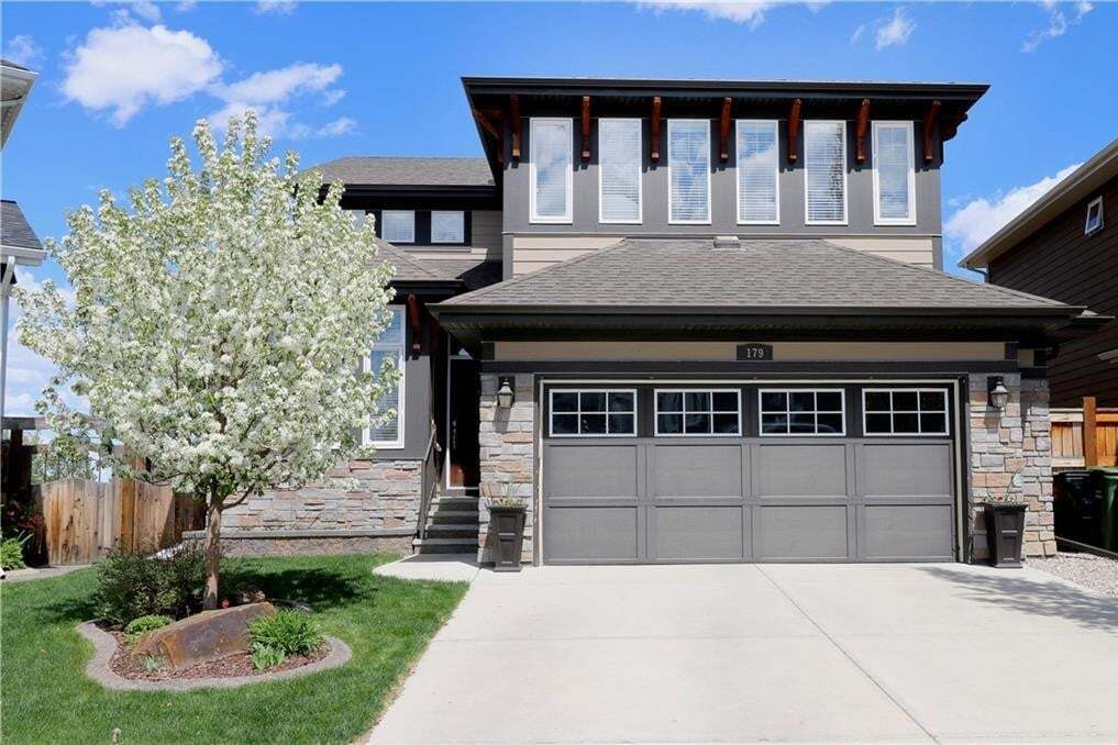 House for sale at 179 Auburn Sound Ci SE Auburn Bay, Calgary Alberta - MLS: C4299088