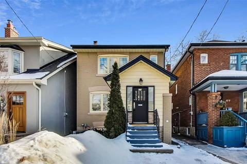 House for sale at 179 Bowood Ave Toronto Ontario - MLS: C4700928