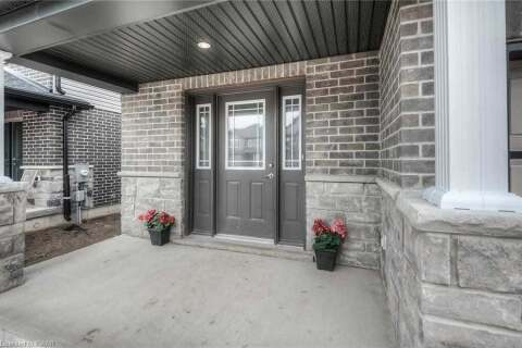 Townhouse for sale at 179 Bradshaw Dr Stratford Ontario - MLS: X4942354