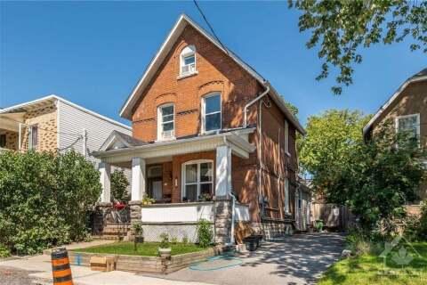 Townhouse for sale at 179 Cambridge St Ottawa Ontario - MLS: 1204930
