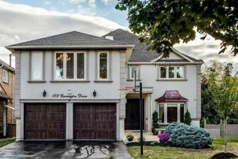 House for sale at 179 Carrington Dr Richmond Hill Ontario - MLS: N4960447