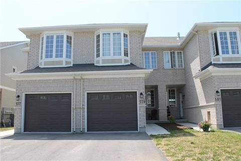 Townhouse for sale at 179 Desmond Trudeau Dr Arnprior Ontario - MLS: 1160889