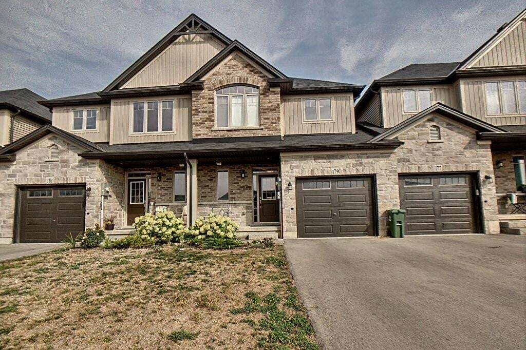 Townhouse for sale at 179 Fall Fair Wy Binbrook Ontario - MLS: H4089244