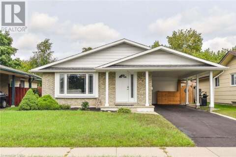 House for sale at 179 Ferguson Ave Cambridge Ontario - MLS: 40023758