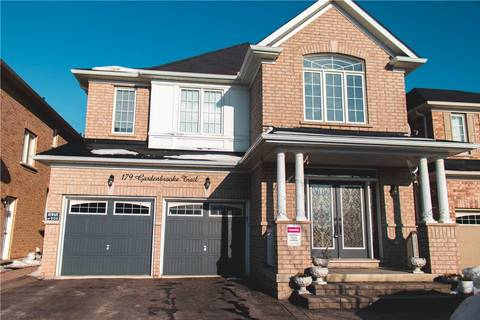 House for rent at 179 Gardenbrooke Tr Brampton Ontario - MLS: W4661584