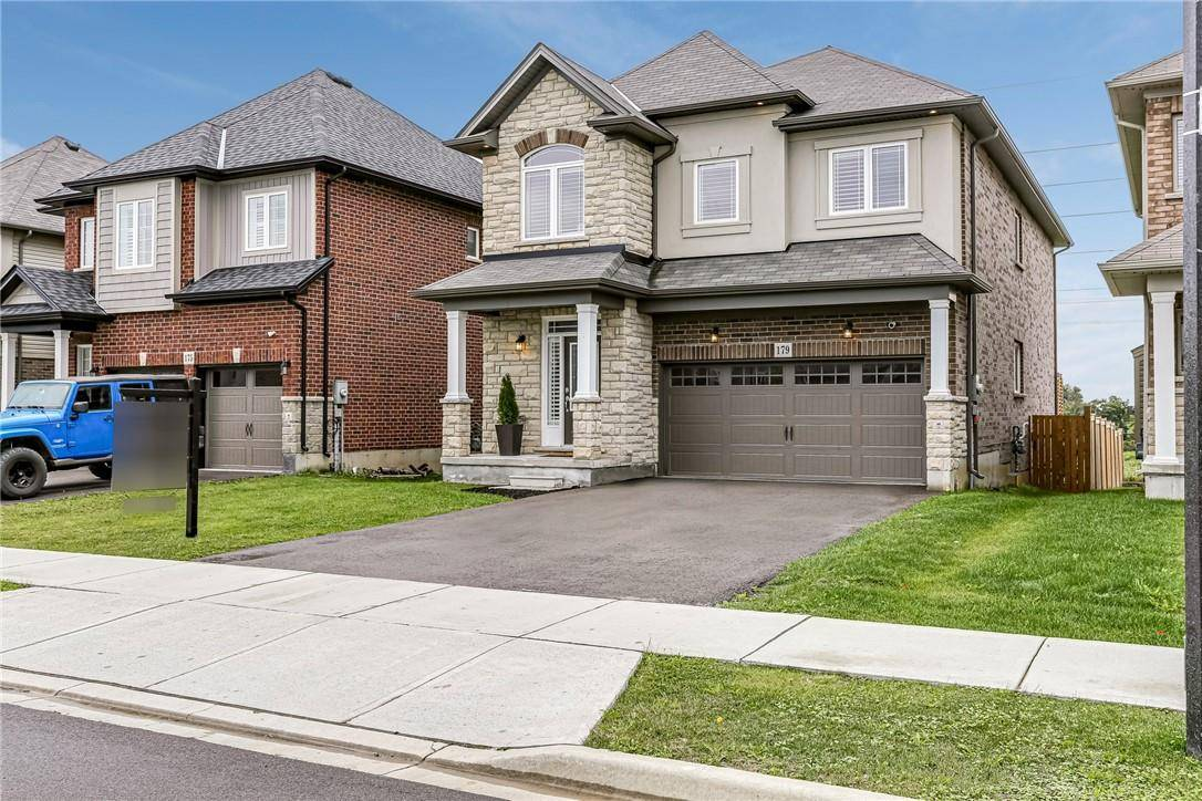 House for sale at 179 Greti Dr Glanbrook Ontario - MLS: H4071918