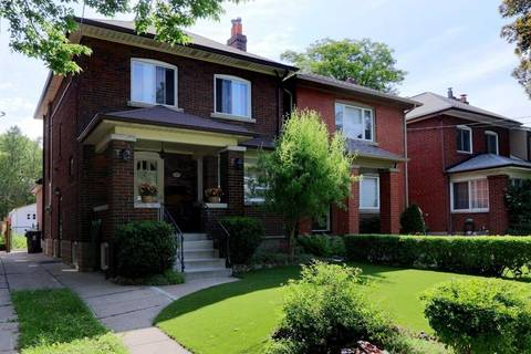 House for sale at 179 Humbercrest Blvd Toronto Ontario - MLS: W4495471