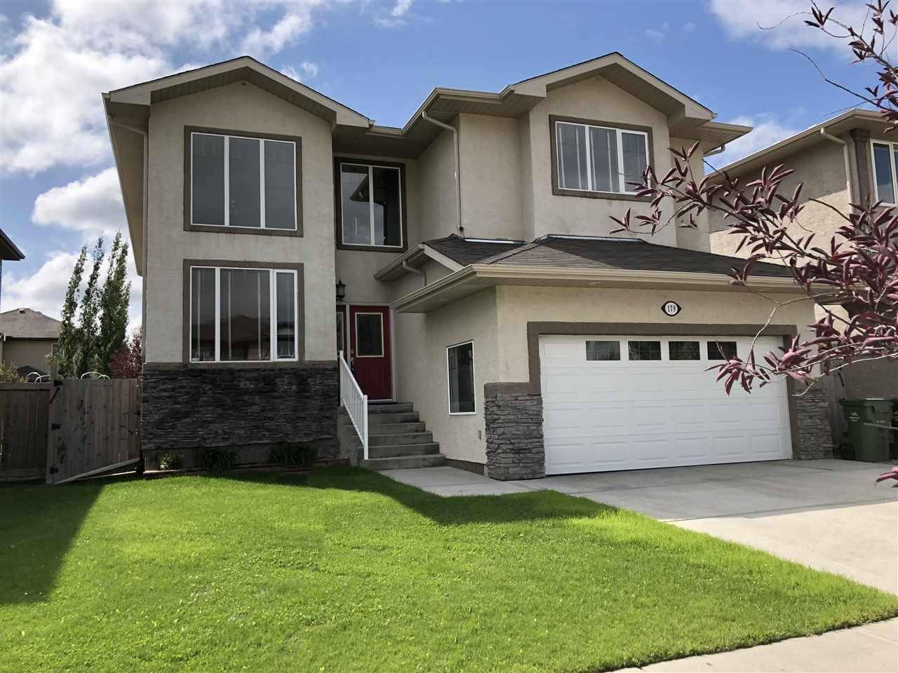 House for sale at 179 Mcdowell Wd Leduc Alberta - MLS: E4166680