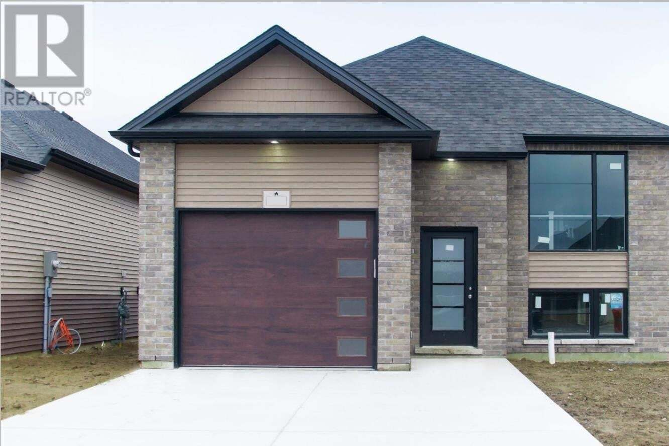 House for sale at 179 Moonstone Cres Chatham Ontario - MLS: 20002183
