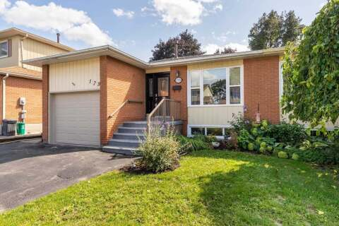 Townhouse for sale at 179 Pringle Dr Whitby Ontario - MLS: E4911277