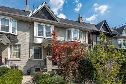 Townhouse for sale at 179 Rushton Rd Toronto Ontario - MLS: C4574329