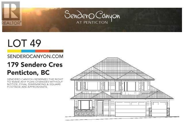 House for sale at 179 Sendero Cres Penticton British Columbia - MLS: 185758