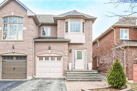 Townhouse for sale at 179 Trail Ridge Ln Markham Ontario - MLS: N4420226