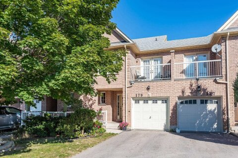 Townhouse for sale at 179 Vanguard Rd Vaughan Ontario - MLS: N4918869