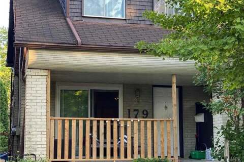 Townhouse for sale at 179 Woburn Ave Toronto Ontario - MLS: C4785681