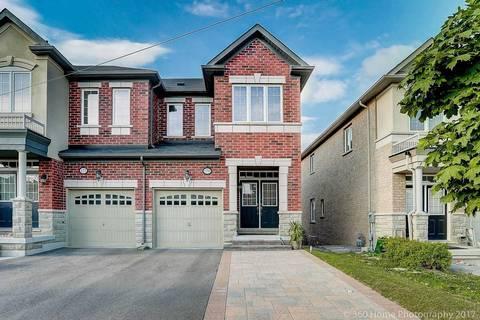 Townhouse for sale at 179 Wolf Creek Cres Vaughan Ontario - MLS: N4629410
