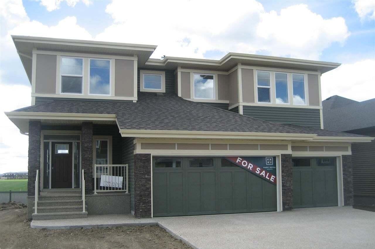 House for sale at 17909 9a Av SW Edmonton Alberta - MLS: E4199675