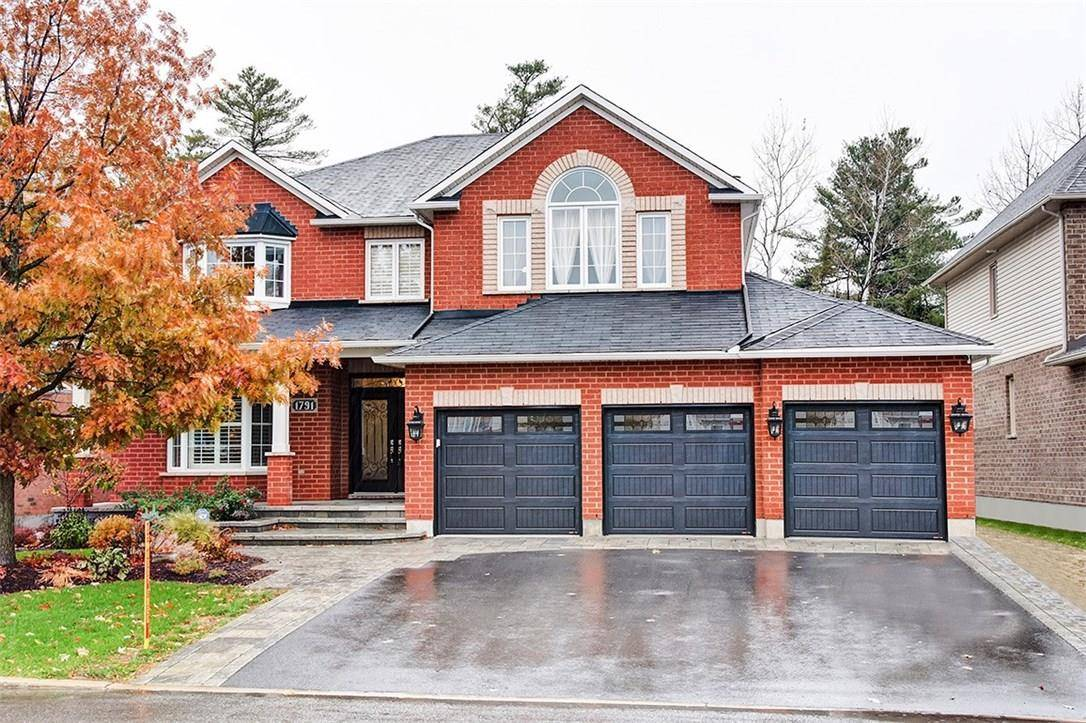 House for sale at 1791 Heatherstone Cres Ottawa Ontario - MLS: 1151602