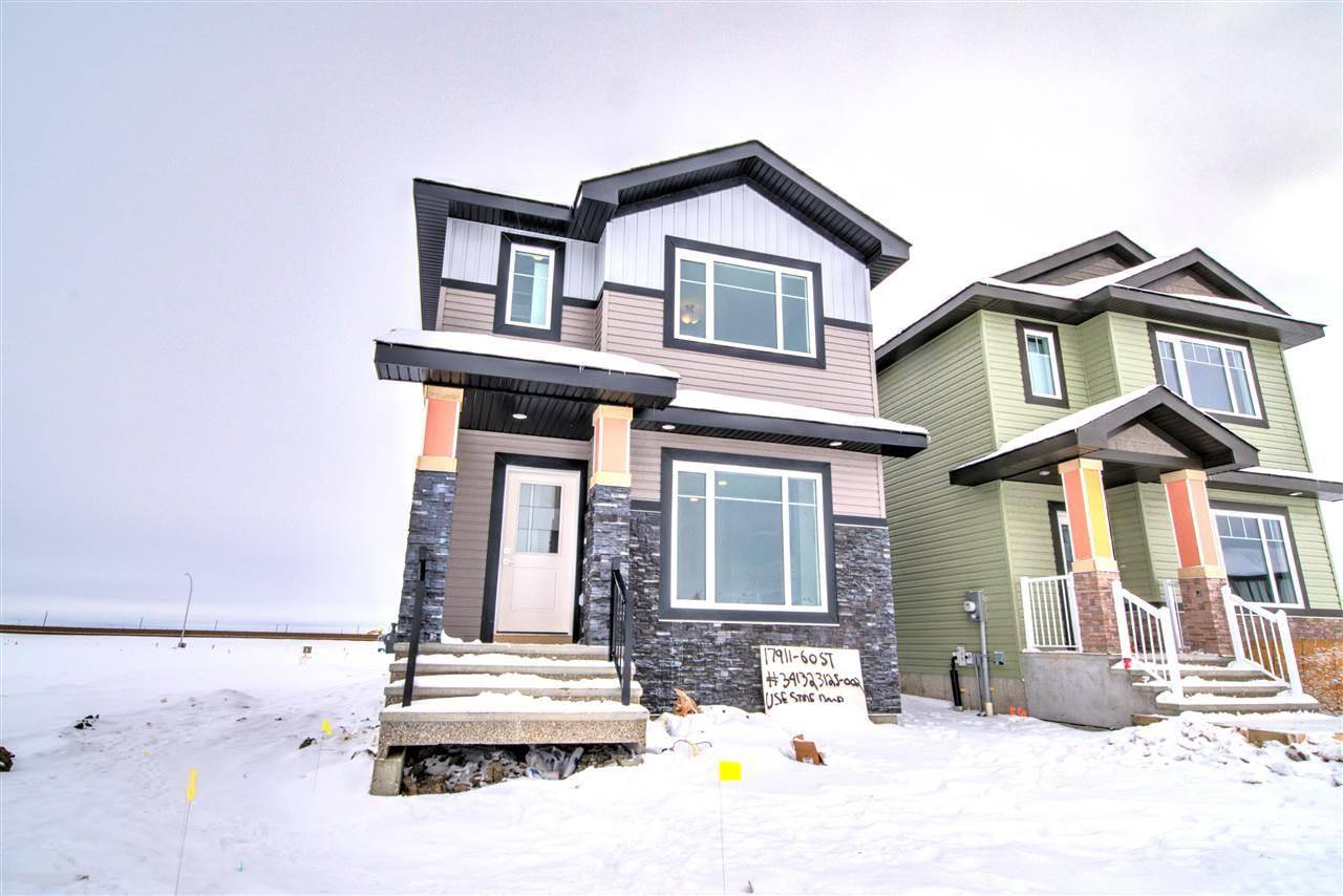 House for sale at 17911 60 St Nw Edmonton Alberta - MLS: E4188431
