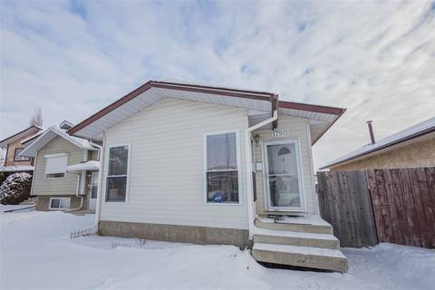 House for sale at 17911 92a St Nw Edmonton Alberta - MLS: E4143306