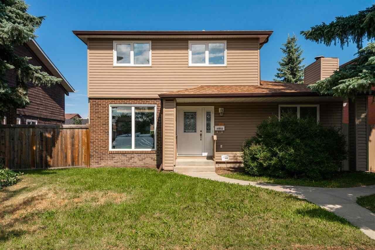 House for sale at 17912 76 Av NW Edmonton Alberta - MLS: E4210002