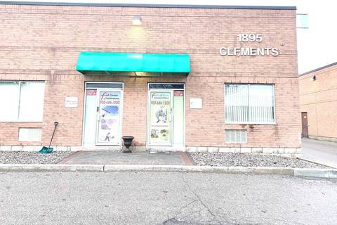 Commercial property for sale at 1895 Clements Rd Unit 179&180 Pickering Ontario - MLS: E4662223