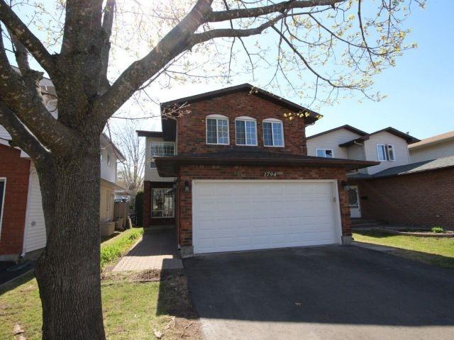 Sold: 1794 Belval Crescent, Ottawa, ON