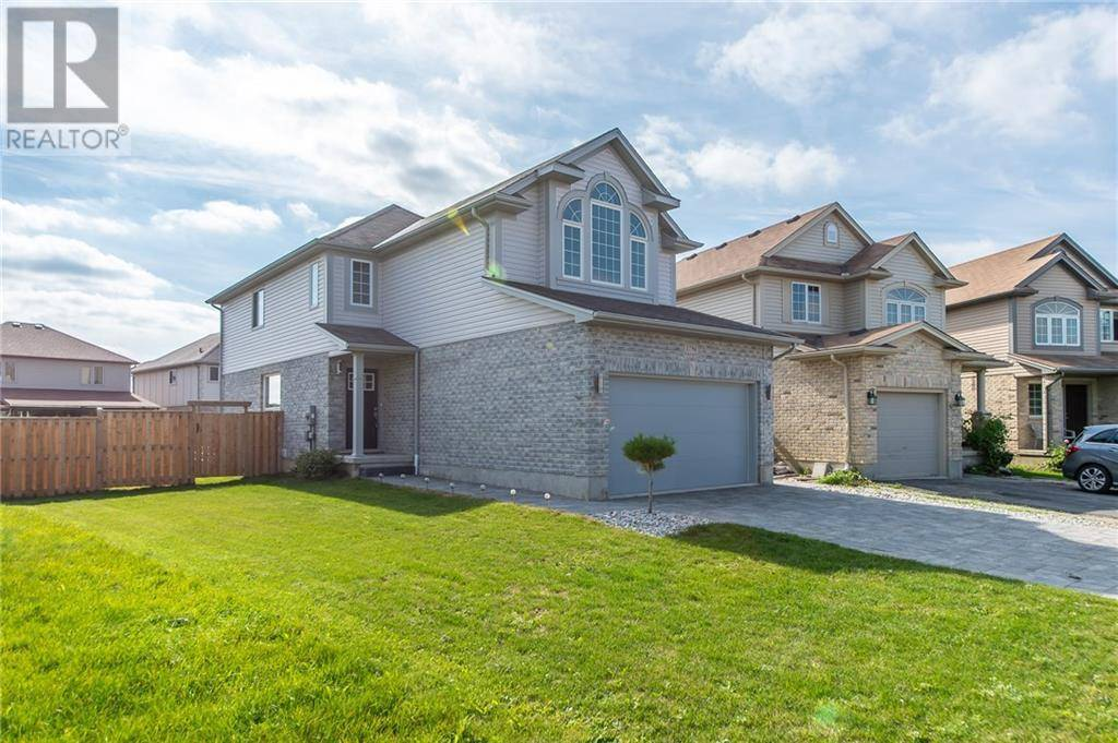 House for sale at 1794 Mickleborough Dr London Ontario - MLS: 30770880