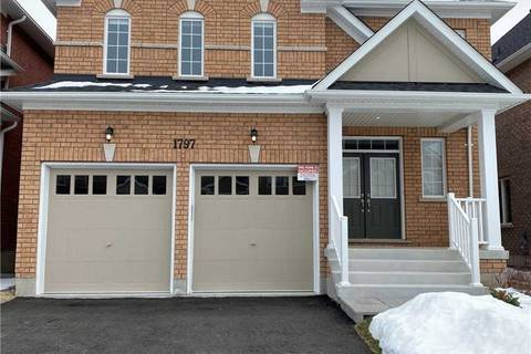 House for rent at 1797 Douglas Langtree Dr Oshawa Ontario - MLS: E4682764