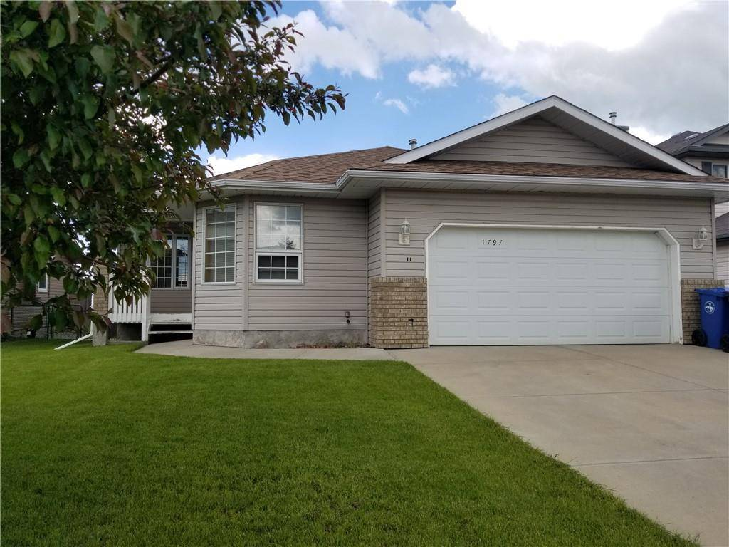 House for sale at 1797 Harrison St Crossfield Alberta - MLS: C4210432