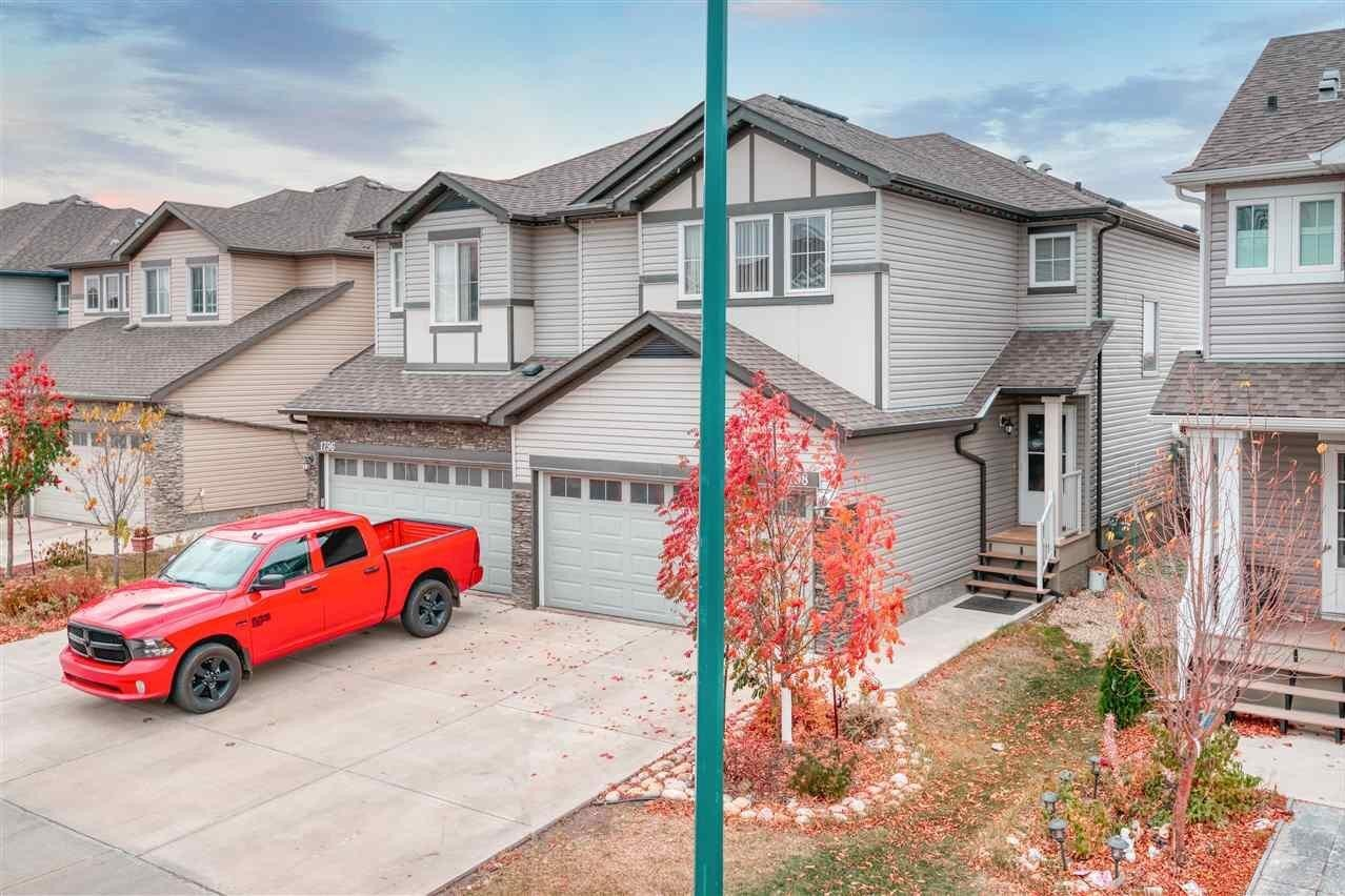 Townhouse for sale at 1798 28 St NW Edmonton Alberta - MLS: E4219450