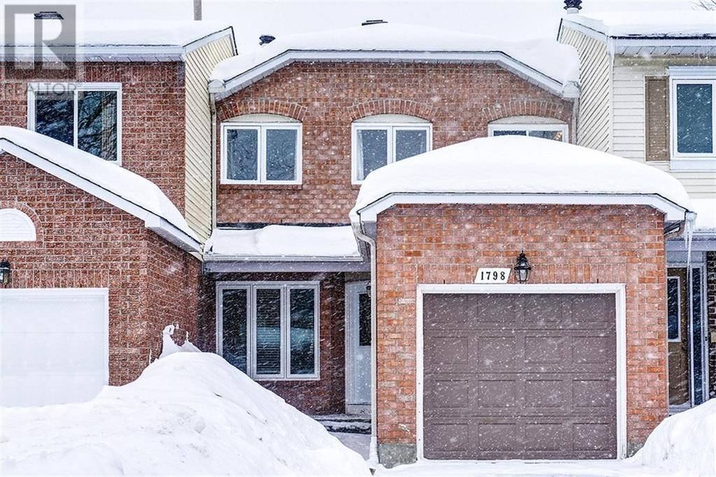 Townhouse for sale at 1798 Turnberry Rd Ottawa Ontario - MLS: 1182021