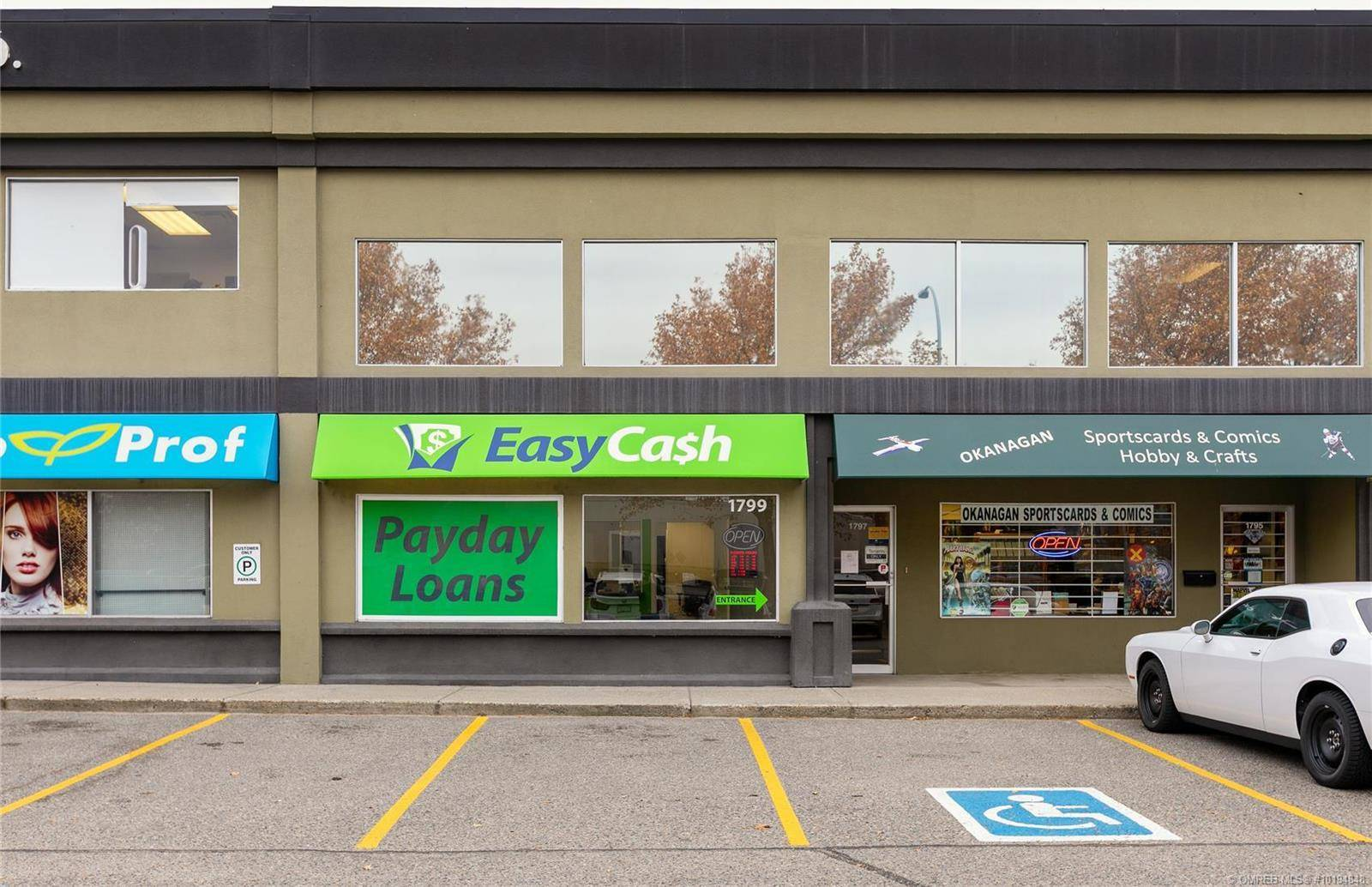 Commercial property for lease at 1799 Harvey Ave Kelowna British Columbia - MLS: 10194848
