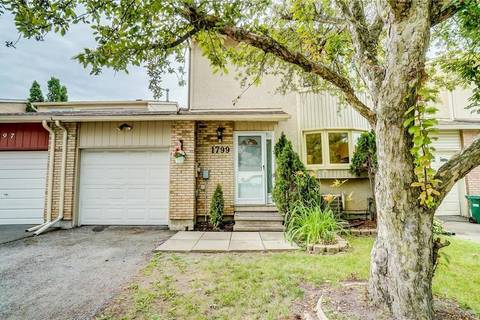 Townhouse for sale at 1799 Lamoureux Dr Orleans Ontario - MLS: 1160020