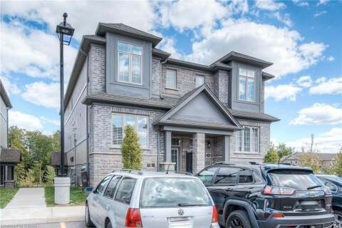 Townhouse for sale at 115 South Creek Drive Dr Unit 17A Kitchener Ontario - MLS: 40021804
