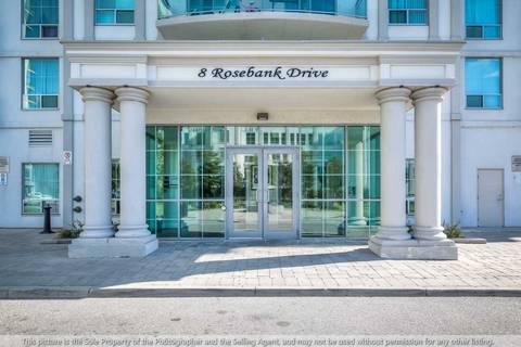 Condo for sale at 8 Rosebank Dr Unit 17K Toronto Ontario - MLS: E4609401