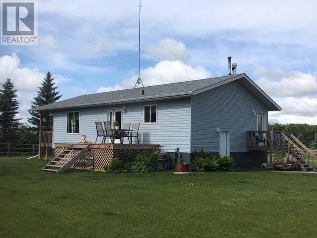 House for sale at  Meadow Lk West Unit 17kms Meadow Lake Rm No.588 Saskatchewan - MLS: SK777994