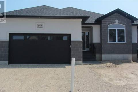 House for sale at  17th Avenue A  Hanover Ontario - MLS: 179790