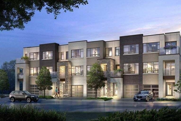 Townhouse for sale at 101 Masonry Ct Unit 18 Burlington Ontario - MLS: H4078600