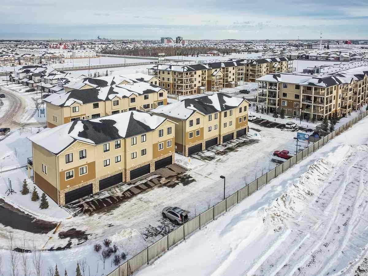 Townhouse for sale at 1023 173 St Sw Unit 18 Edmonton Alberta - MLS: E4186097