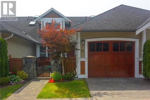 Townhouse for sale at 10520 Mcdonald Park Rd Unit 18 North Saanich British Columbia - MLS: 413351