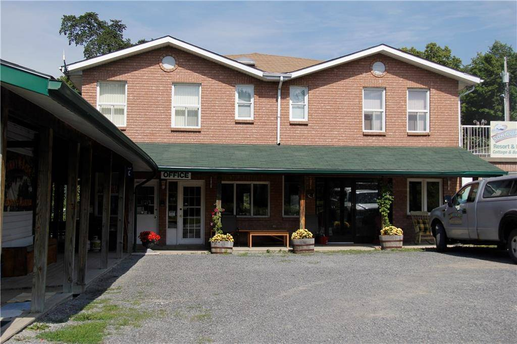 House for sale at 119 Haskins Point Rd Unit 18 Seeley's Bay Ontario - MLS: 1168455