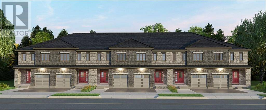 Townhouse for sale at 135 Hardcastle Dr Unit 18 Cambridge Ontario - MLS: 30783575